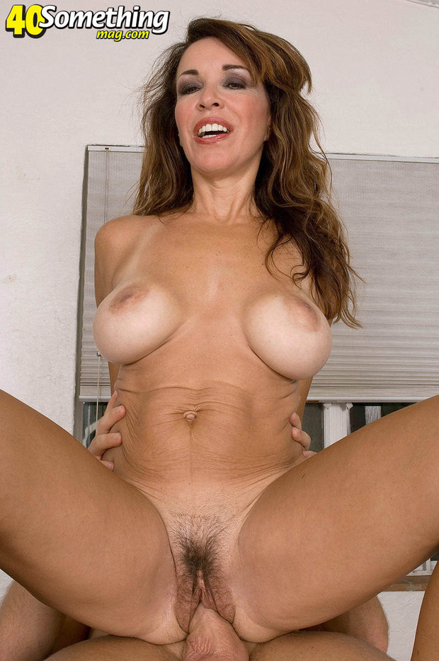 Only Big brunette milf tit have hit