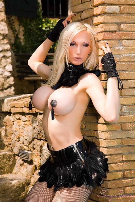 ; Big Tits Blonde Hot Pornstar