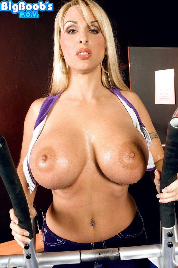 Holly Halston - Y Big Tits