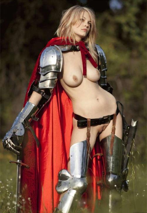 эротические фото в стиле средневековья