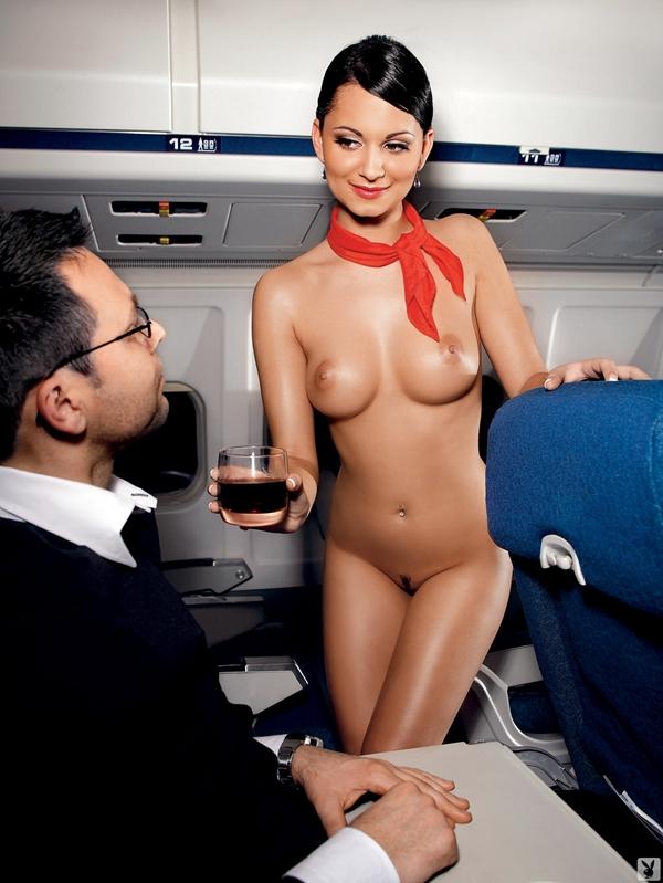 эро фото стюардессы