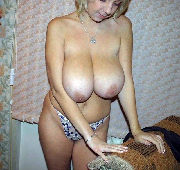 домашние фото больших сисек