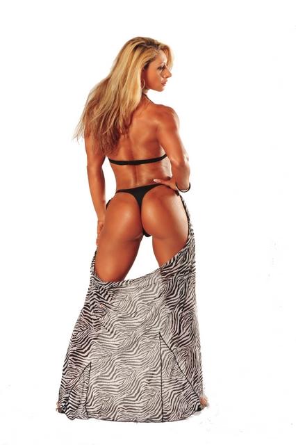 Cristiana Casoni; Ass Blonde