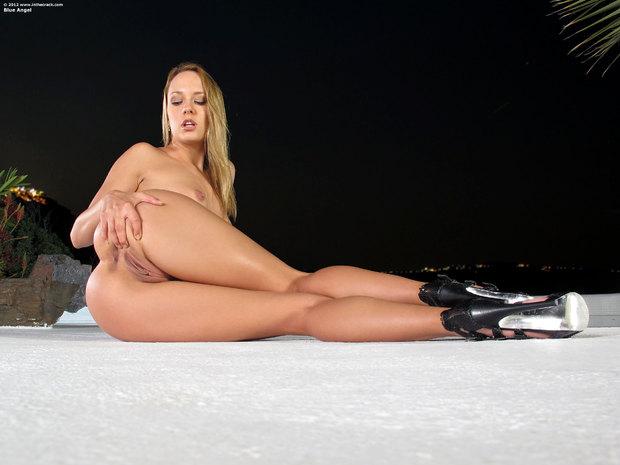 ; Ass Blonde Brunette Pussy