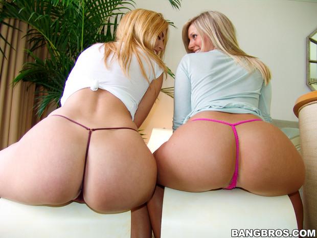 Hot Blonde Asses 38
