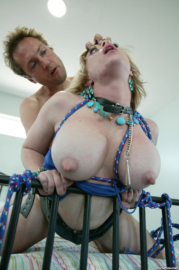 massive tits and nipples; Bdsm Big Tits Blonde Milf