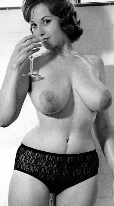 Massive Breasts; Big Tits Vintage