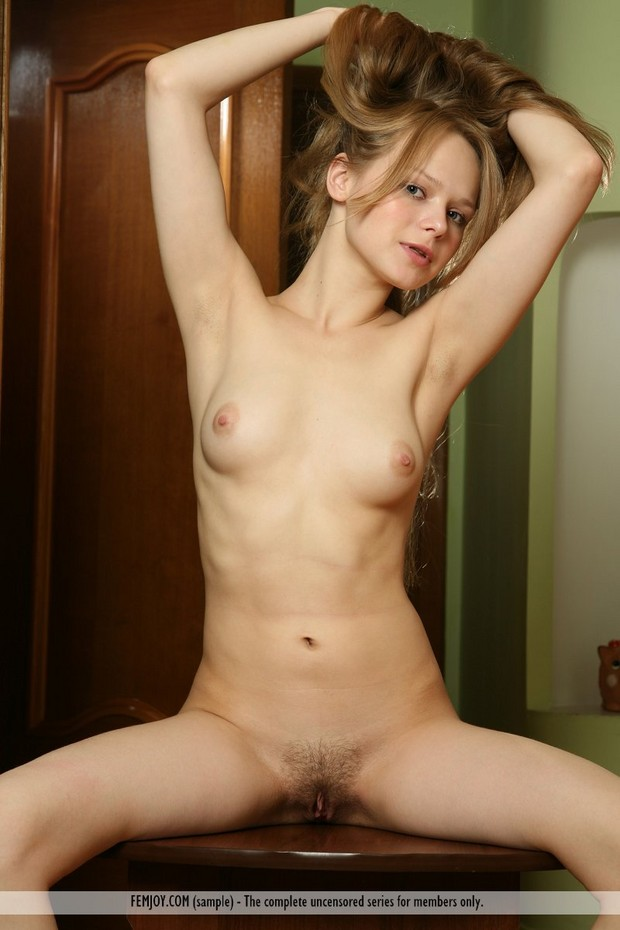 Blonde Ten Hairy Glonde Teen 121
