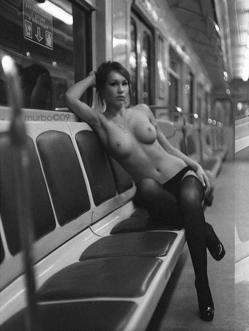 Train; Lingerie