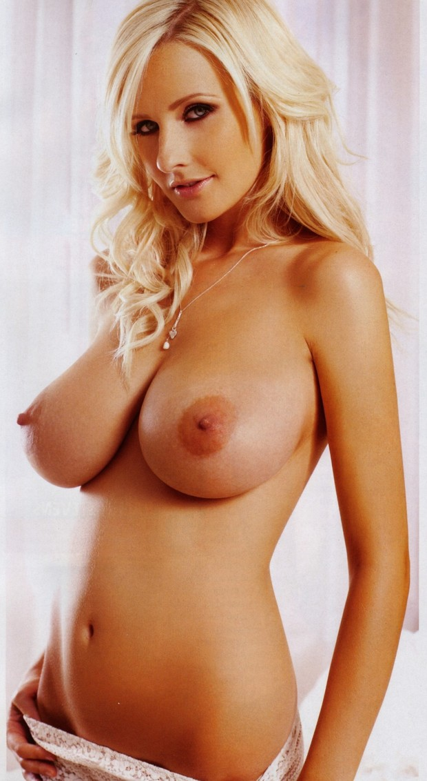 Blonde With Big Tits Pics