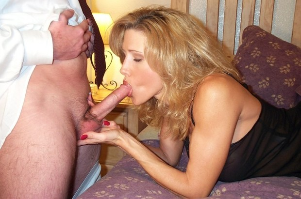 Dirty mature caught fucking young guys