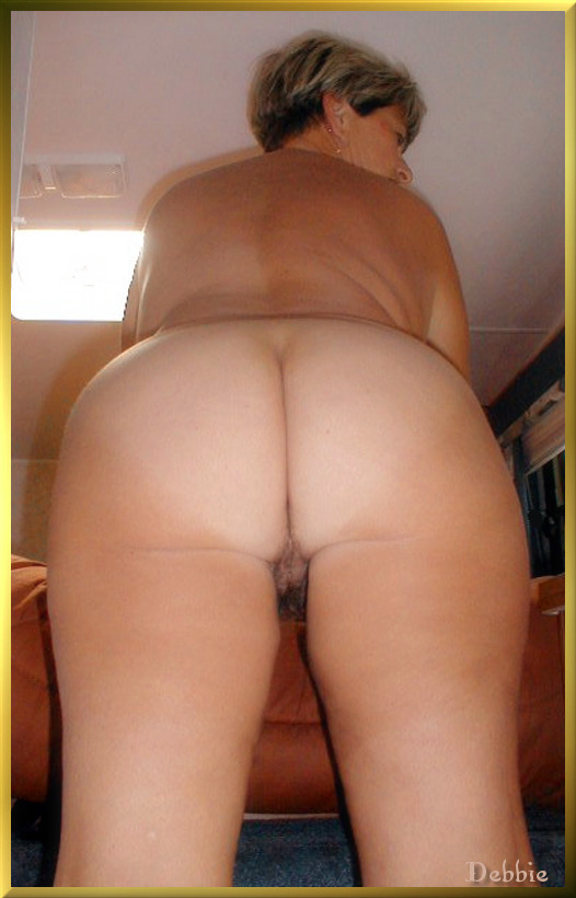 Ass amateur mature