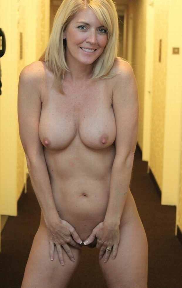 Hot Blonde Milf