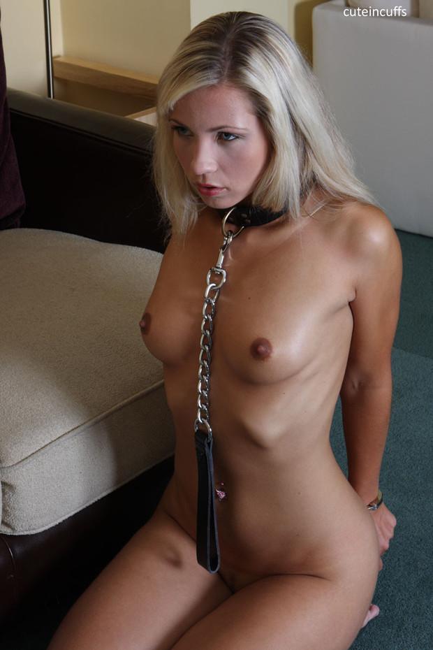 ...; BDSM Blonde