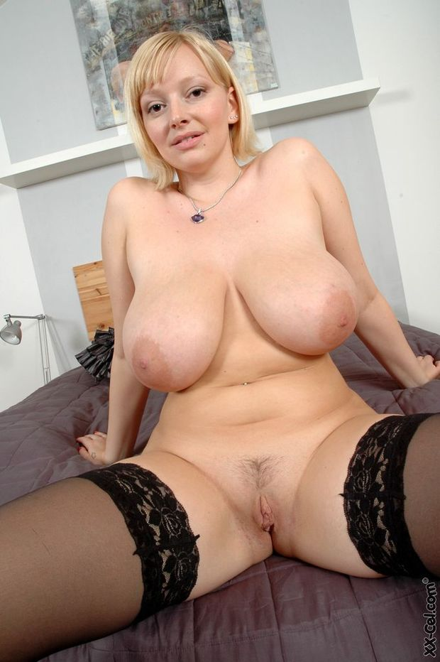 Blonde with huge tits and a horny pussy Redtube Free Big