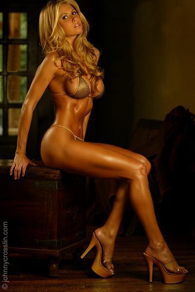 ...; Babe Big Tits Blonde Legs