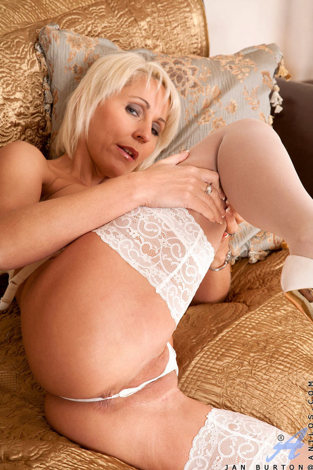 Know, hot blonde milf panties firmly