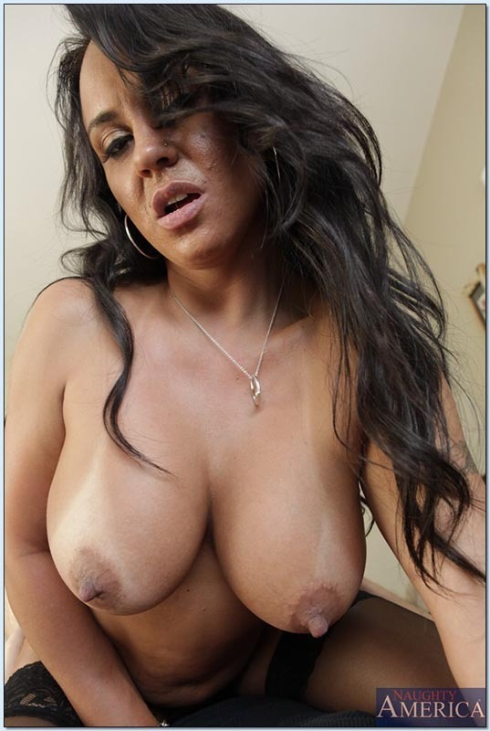 Big Natural Latina Tits