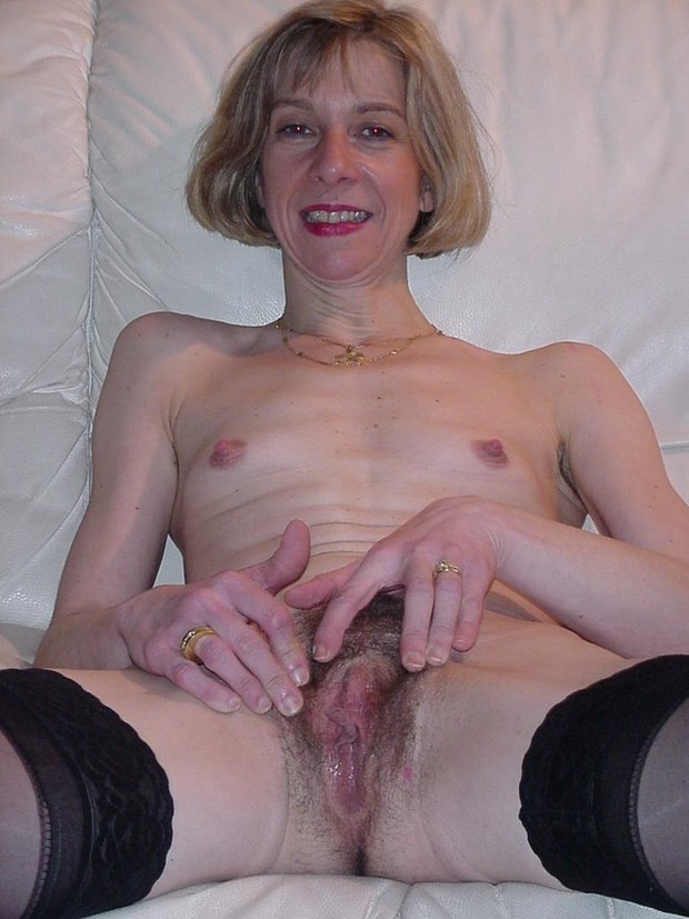 Hairy Mature Blondes 13