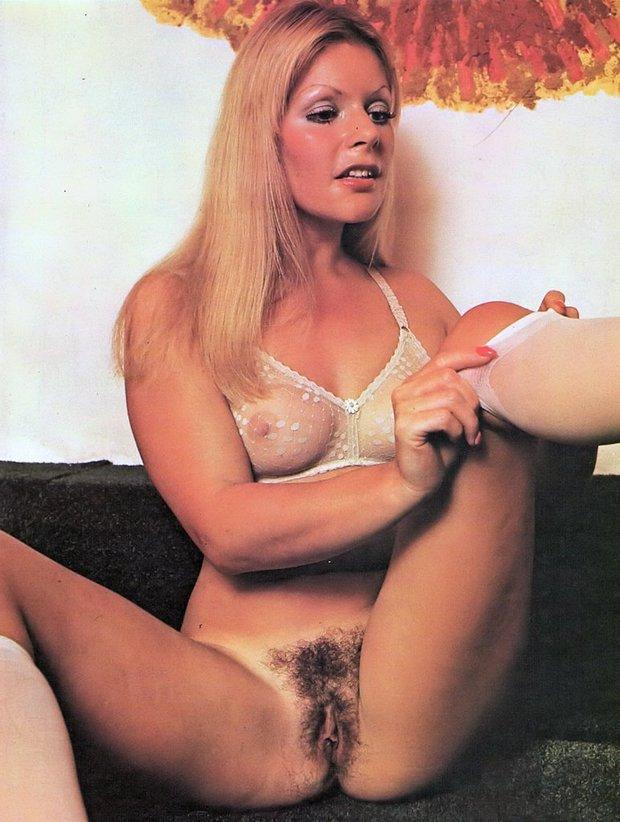 Hairy Pornstar