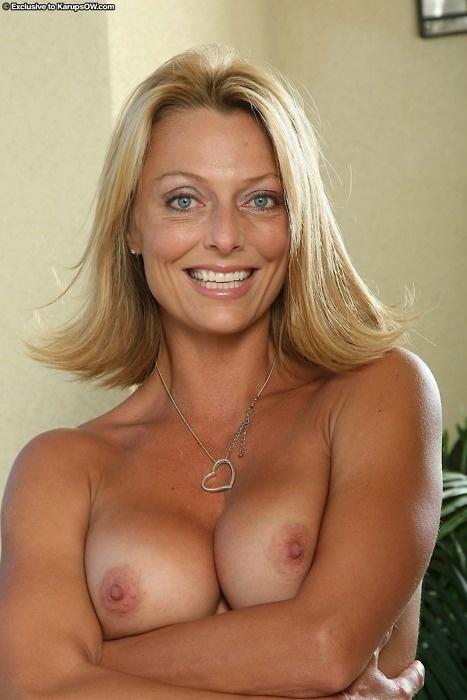 ...; Blonde Hot Mature MILF