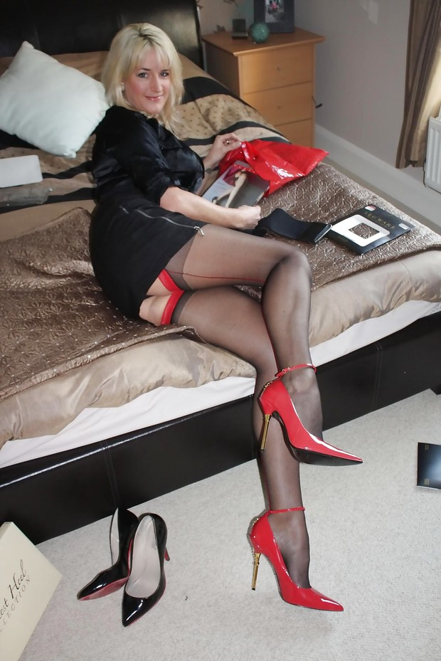 Jeny smith the real pantyhose review teaser 4