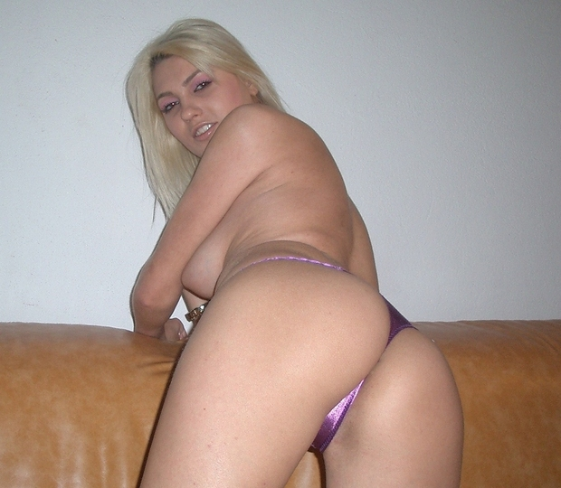 ; Amateur Ass Babe Blonde
