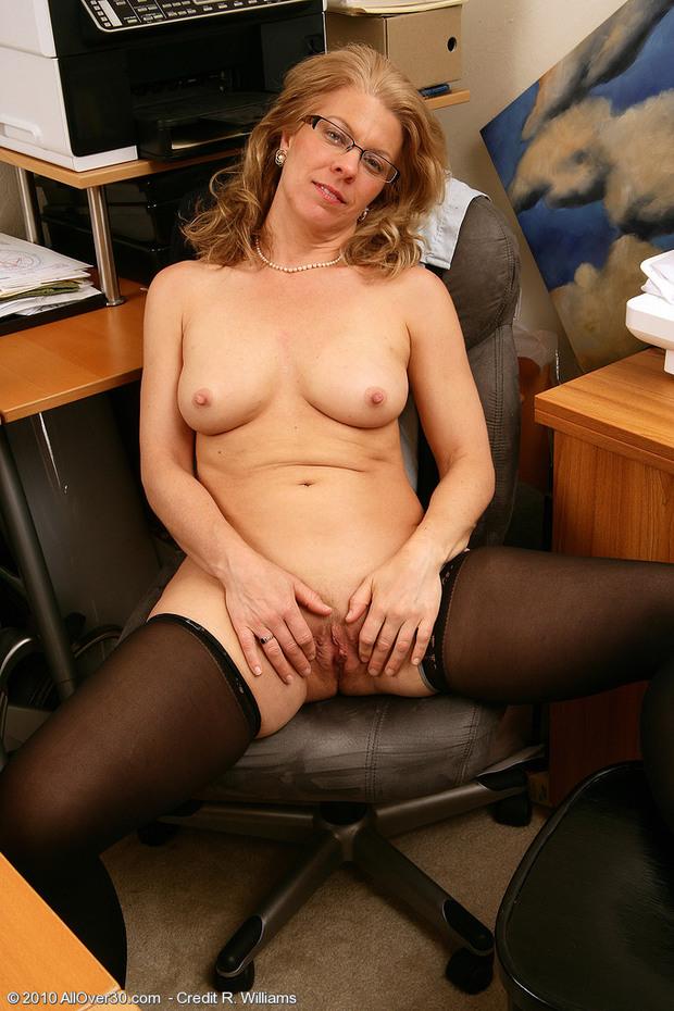 ...; Amateur Ass Blonde Booty Butt Lingerie MILF Thighs