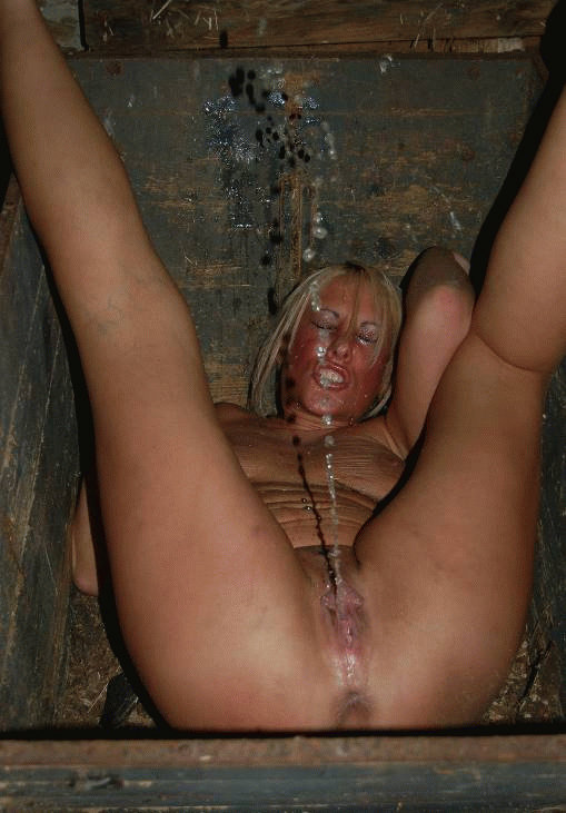 Girl squirt bukkake piercing