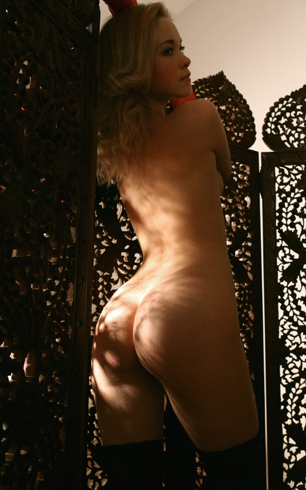 Shadowplay; Ass Babe Blonde Erotic