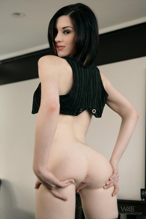nude ass Stoya