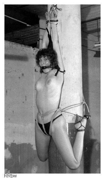 ...; BDSM Bondage Suspension Vintage
