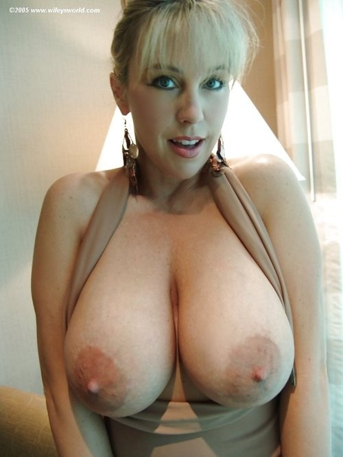 ...; Big Tits Blonde Hot MILF