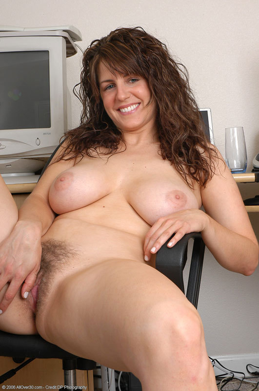Milf beautiful titties hairy pussy