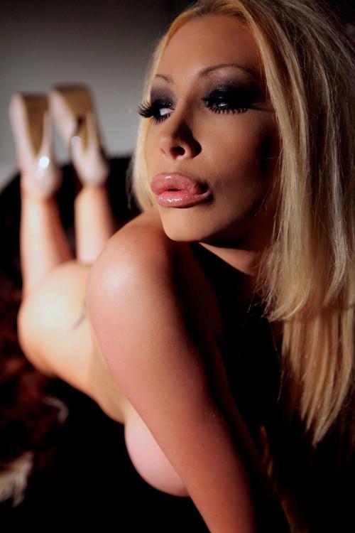 ...; Blonde