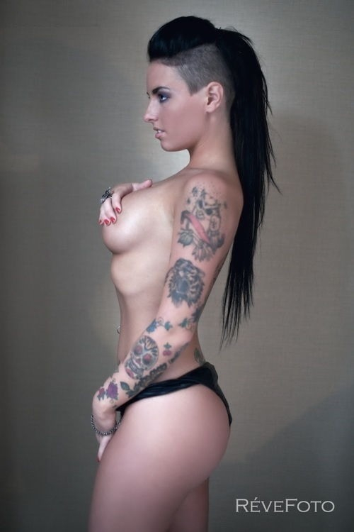 ...; Brunette Panties Pornstar Tattoos