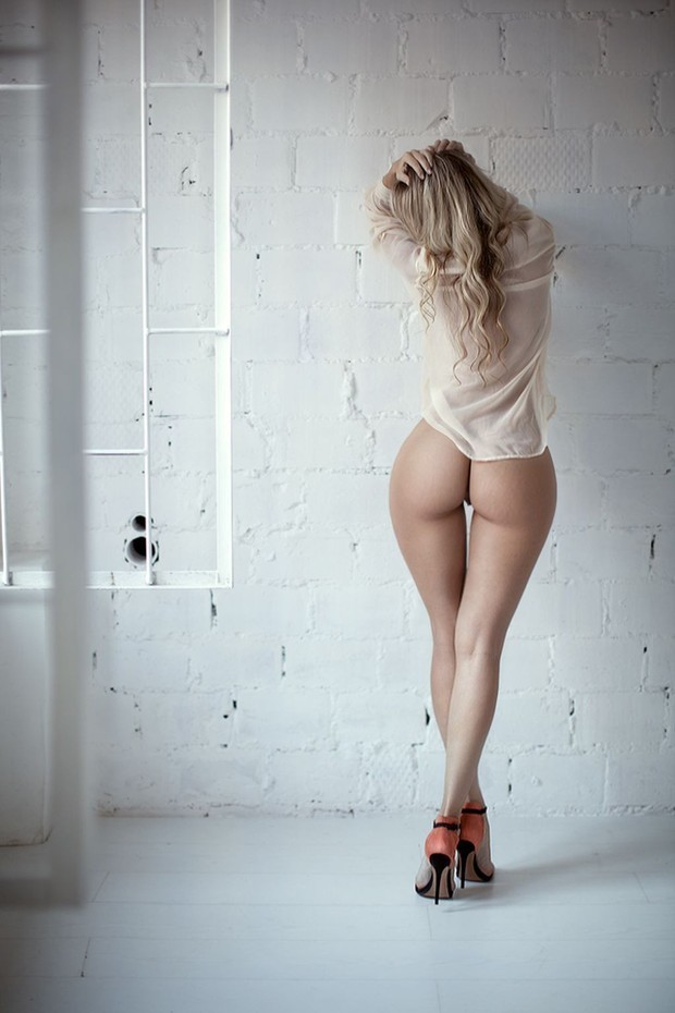 ...; Ass Babe Blonde Girlfriend Hot Non Nude