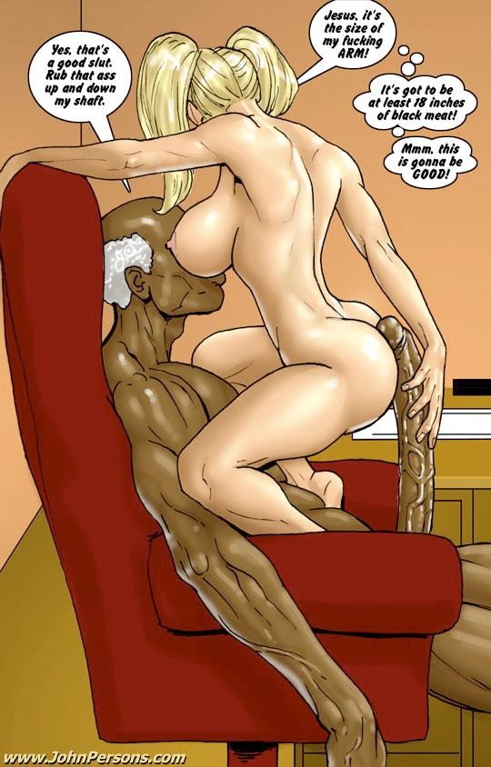 Big ass tits hentai