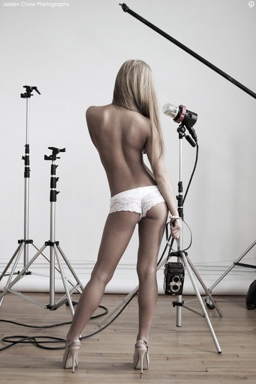 ass; Ass Blonde