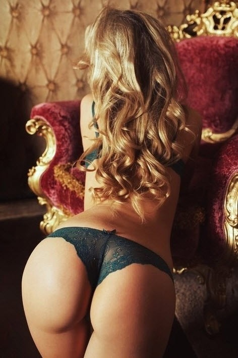 ...; Ass Blonde Hot Non Nude Panties