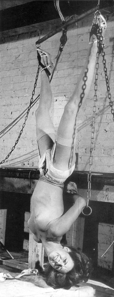 ...; BDSM Suspension Vintage