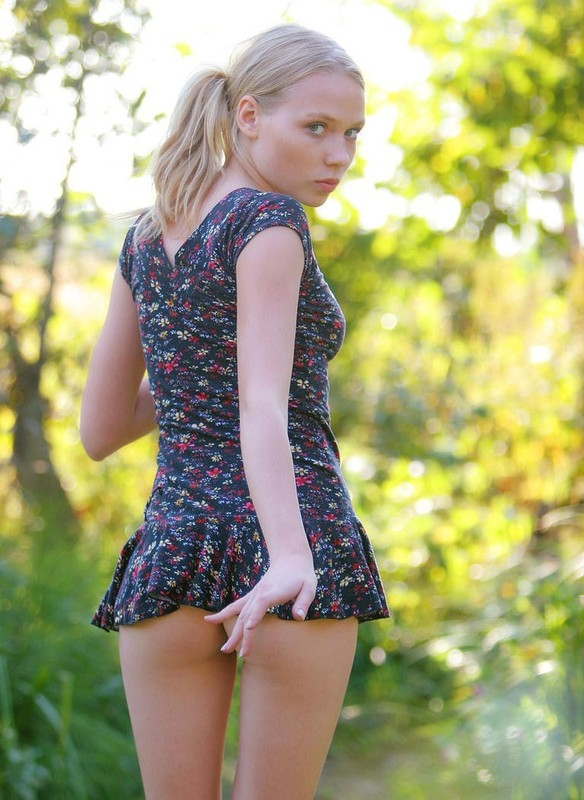 ...; Babe Blonde Euro Softcore
