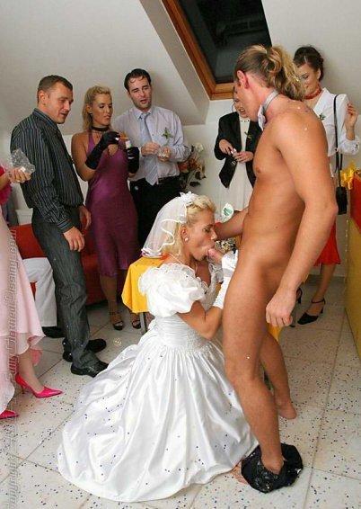 секс фото со свадьбы