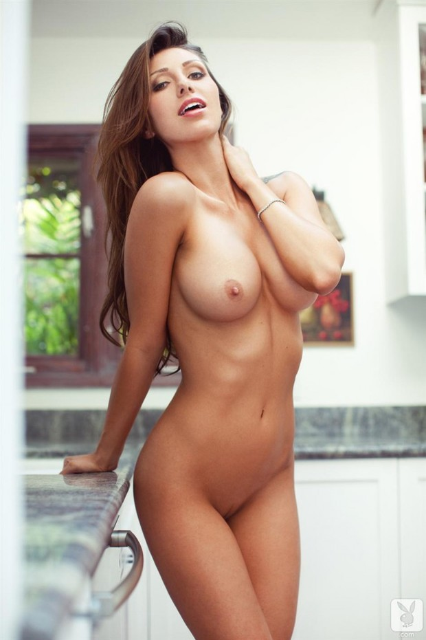Big Tit Brunette Doggy Style