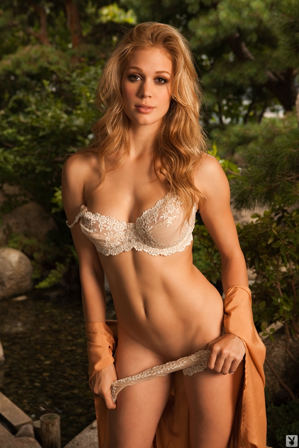 Oh, babe!; Blonde Lingerie Athletic