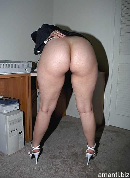 Big ass butt mature