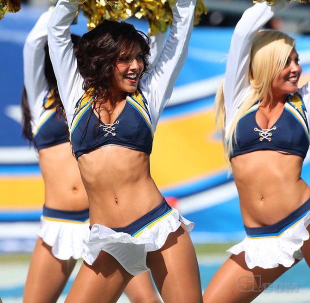 Biggest breasts of nfl cheerleaders advise
