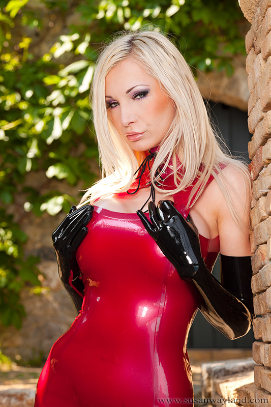 Red Tube Hot Blonde 16